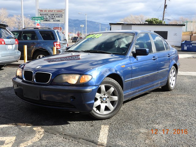 2003 BMW 3-Series 325i Sedan Automatic